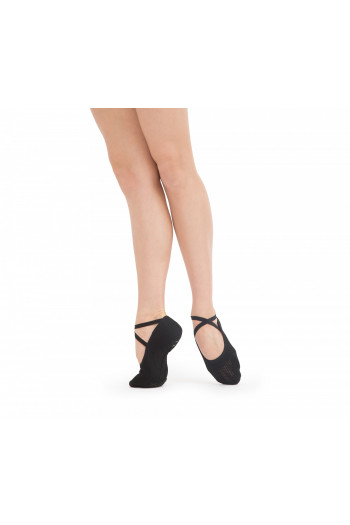 Demi-pointes Repetto Dance F.I.T noir