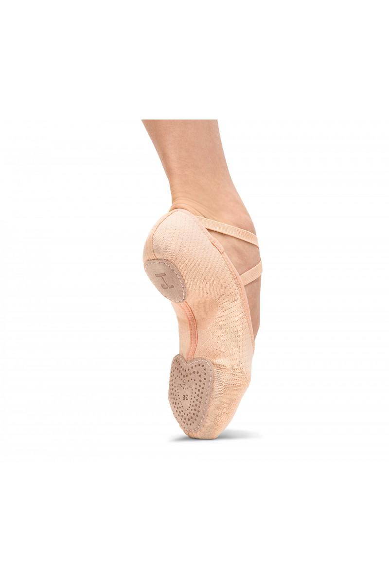 Demi-pointes Repetto Dance F.I.T rose/tan