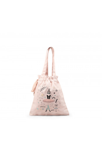 Sac cabas fillette Repetto B0337T Icone