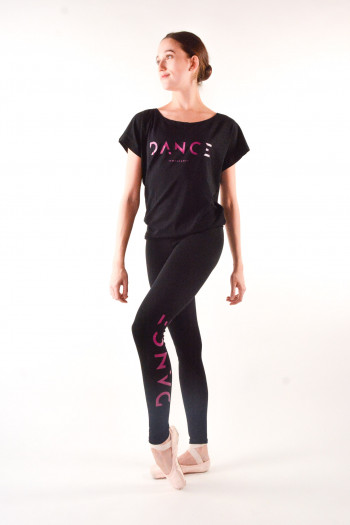 Leggings Temps Danse Adalie logo dance