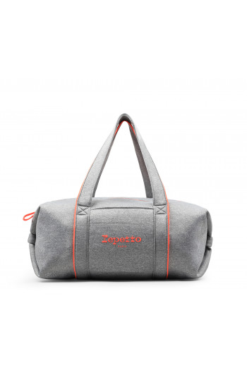 Sac Repetto grand polochon B0233JF Gris chiné