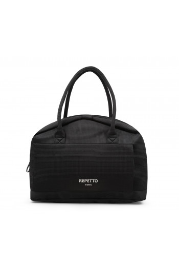 Bag Repetto shoulder B0315JN black