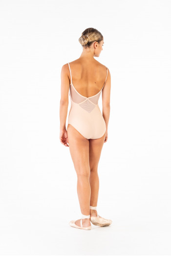 Leotard Sheddo flesh 110