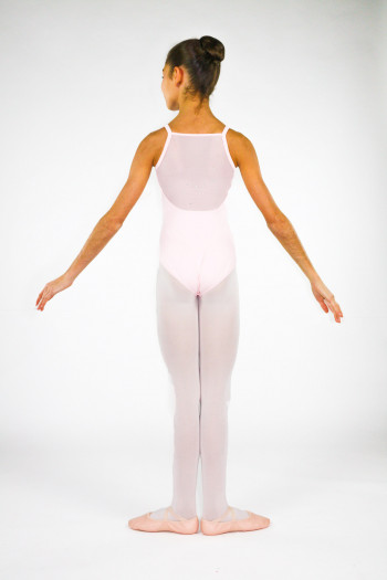 Leotard child Mirella M1223C pink