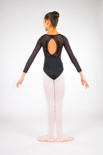 Leotard Bloch child Edaline black Limited Editio