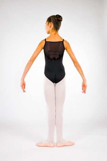 Leotard Bloch child Anetta black Limited Edition