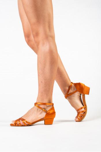 Chaussures de danse enfant Dansez-vous Alba tan