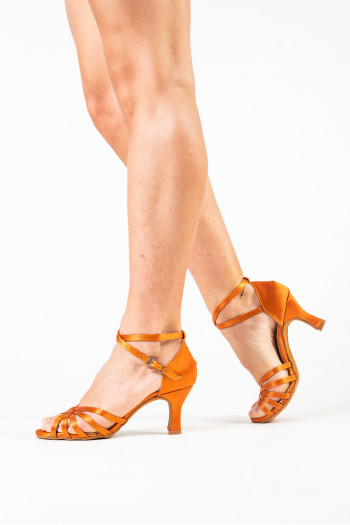 Dance shoes Dansez-vous Luccia tan