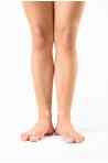 Collants résilles pro Dansez-Vous tan/pink