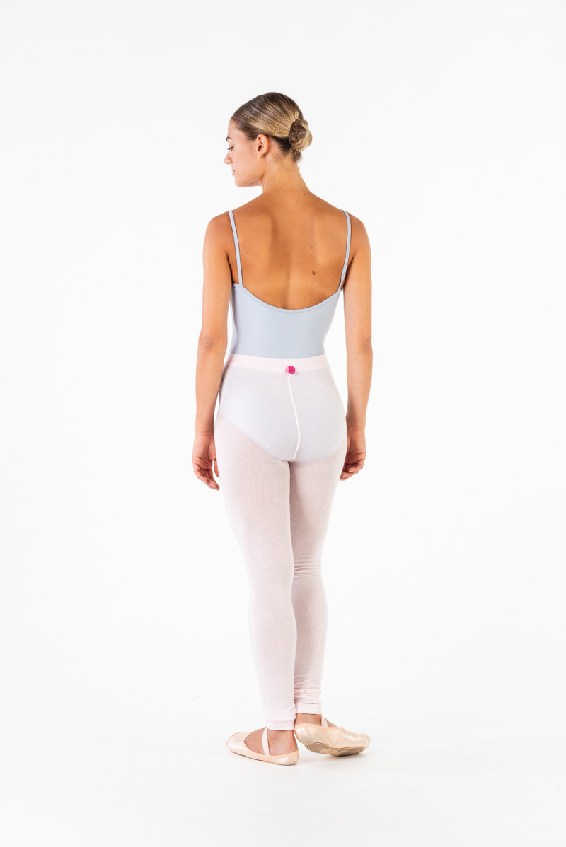 Collants d'échauffement Gaynor Minden light pink