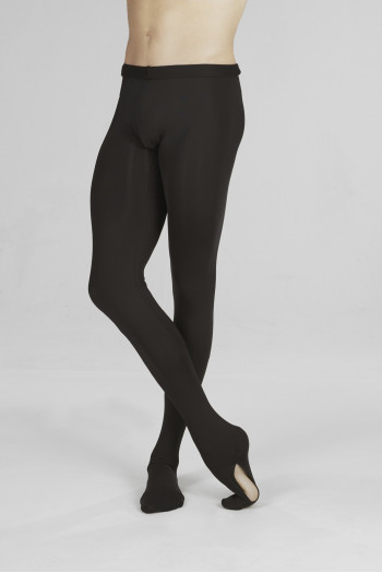 Convertible tights men Wear Moi Hidalgo black