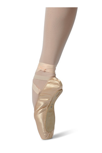 Merlet Prelude pointe shoes