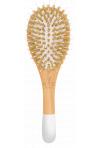 Brosse en bois petit modèle - Sanglier / nylon Bachca