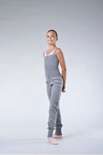 Combinaison danse repetto gris