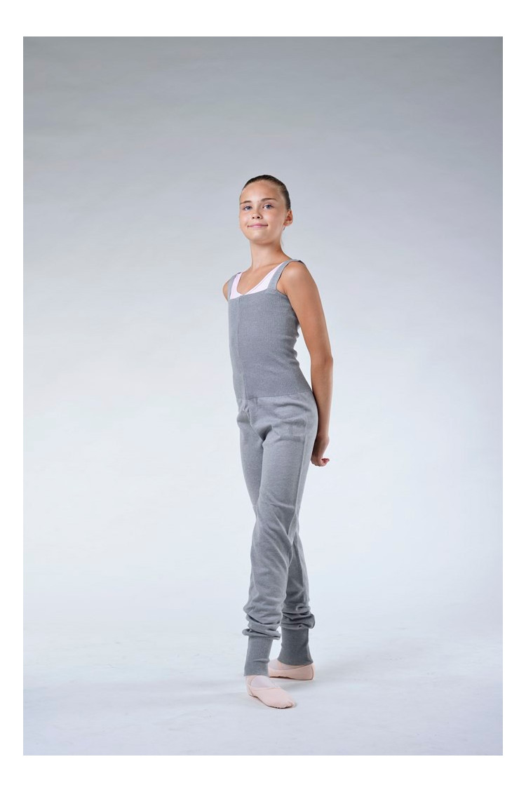 Repetto mouse grey camisole unitard DE671