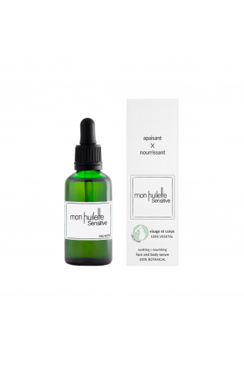 Face and body sensitive oil Les Huilettes