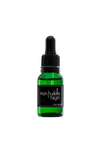 Organic face night oil Mon Huilette Night Les Huilettes