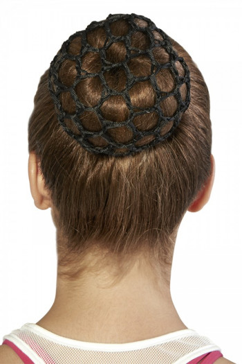 Filet crochet pour chignon Bloch noir A0804