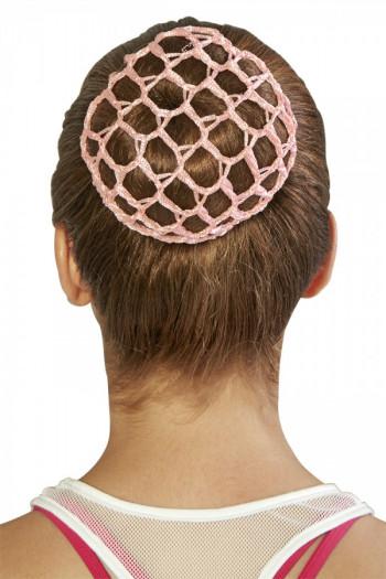 Bloch Bun Cover pink A0804