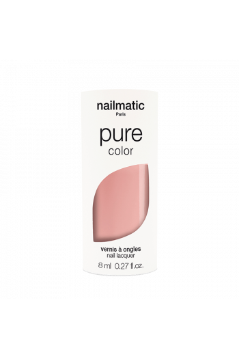 Vernis biosourcé Rose tendre Nailmatic