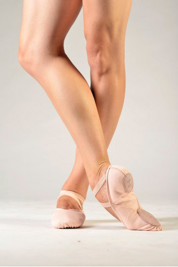 Demi pointe repetto rose