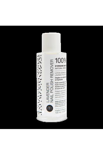 Dissolvant 100 ml Lavender Nail Polish Remover Nailmatic
