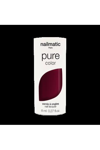 Vernis Pure Color Rouge Noir Nailmatic
