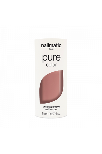 Vernis biosourcé Noisette Rose Nailmatic
