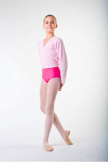 Cache coeur danse repetto rose