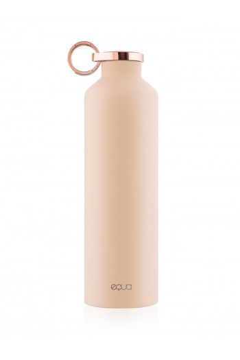Bouteille thermo Equa stainless steel pink blush