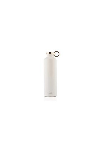 Bouteille thermo Equa stainless steel snow white