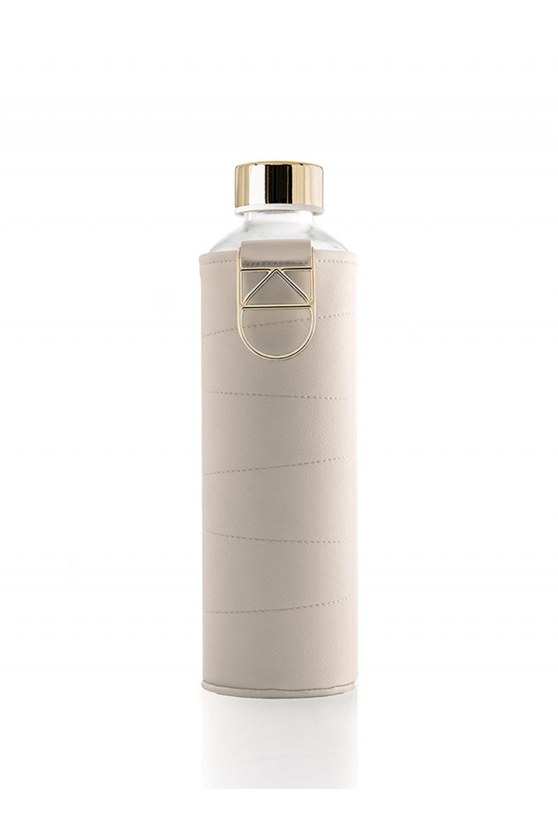 Bouteille Equa Stainless Steel snow white