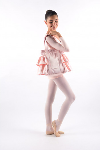 Petit Sac Repetto Satin B0344N rose