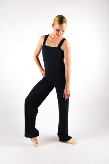 Temps Danse Elbe Warm up Jumpsuit