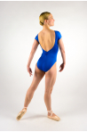 Ballet Rosa Frida snorkel blue leotard