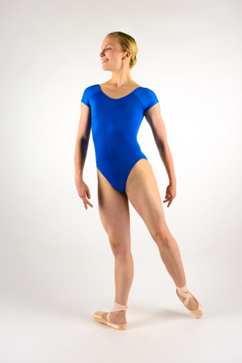 Ballet Rosa Frida snorkel blue leotard
