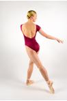 Ballet Rosa Frida ruby leotard