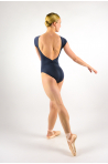 Ballet Rosa Frida grey leotard