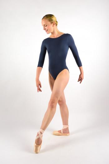 Ballet Rosa Azora grey women leotard