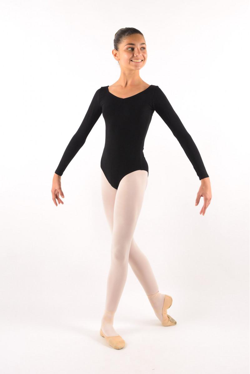 Temps Danse Marina black leotard