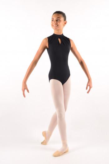 Justaucorps Ballet Rosa Celestine noir enfant