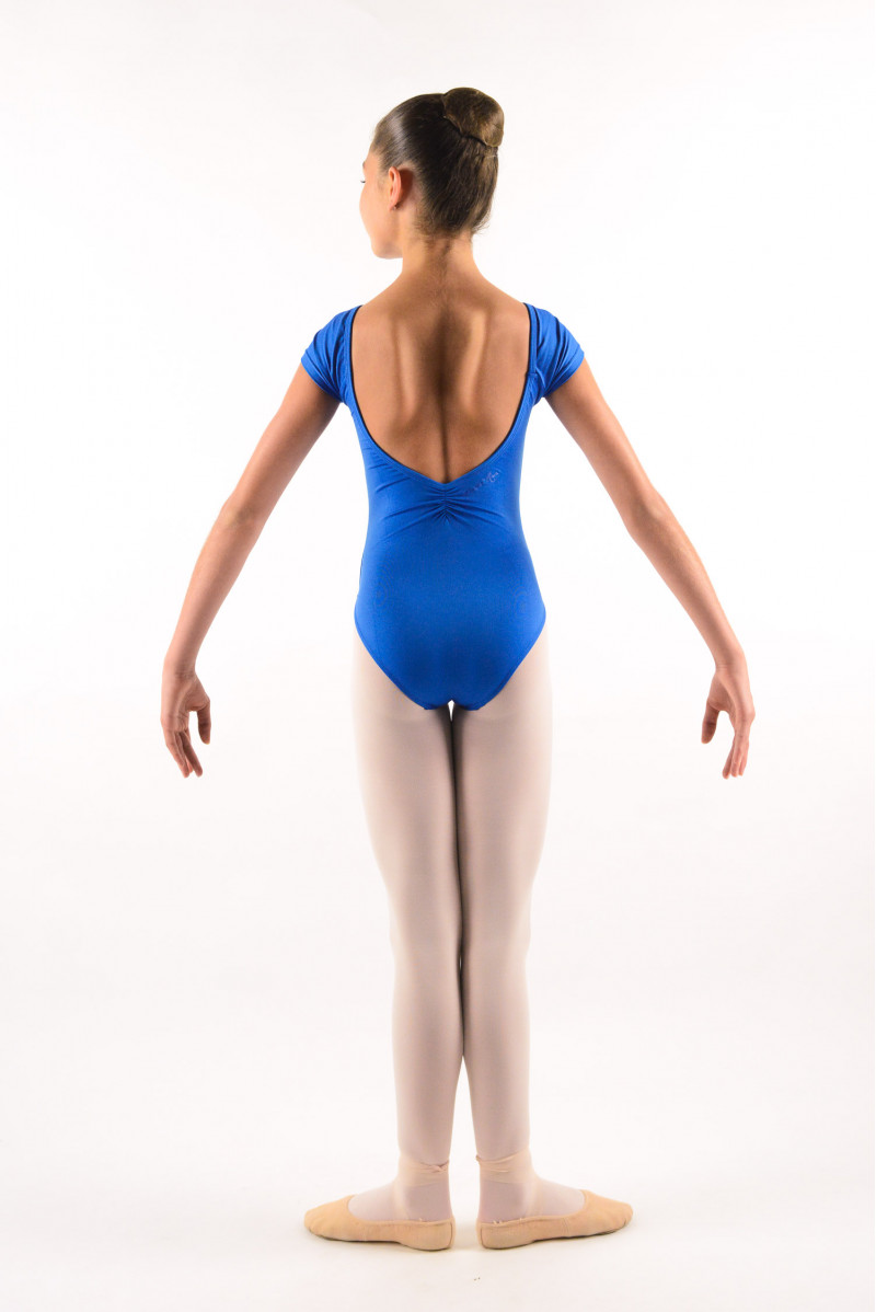 Ballet Rosa child Frida snorkel blue leotard
