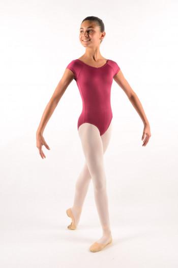 Justaucorps enfant Ballet Rosa Frida ruby