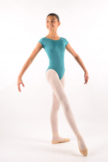 Ballet Rosa child Frida teal leotard