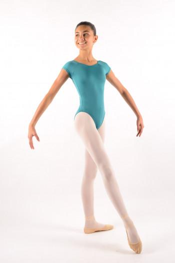 Justaucorps enfant Ballet Rosa Frida teal