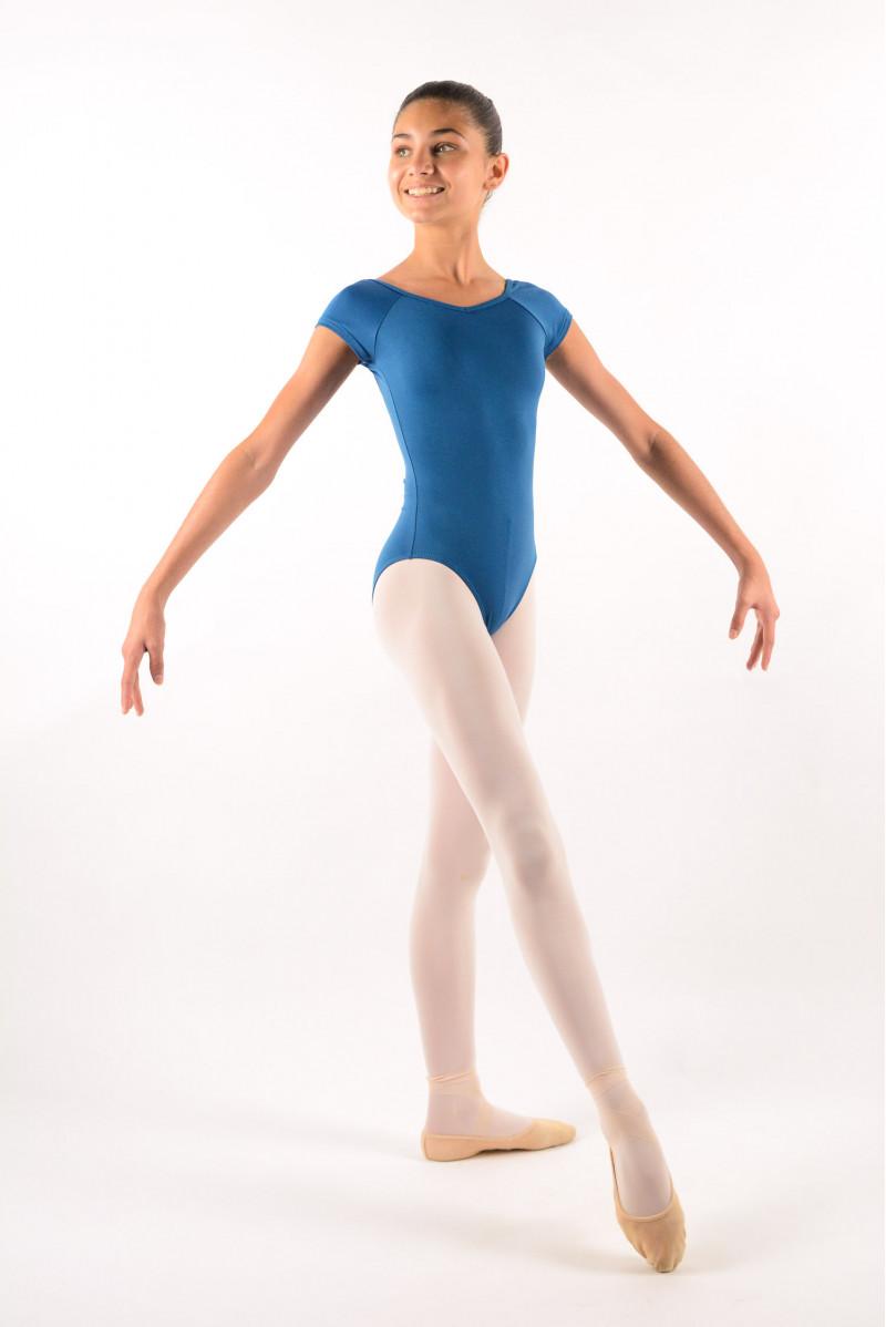 Ballet Rosa child Frida encre blue leotard
