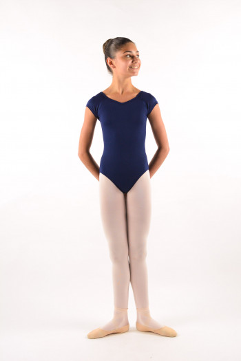 Ballet Rosa child Frida navy leotard