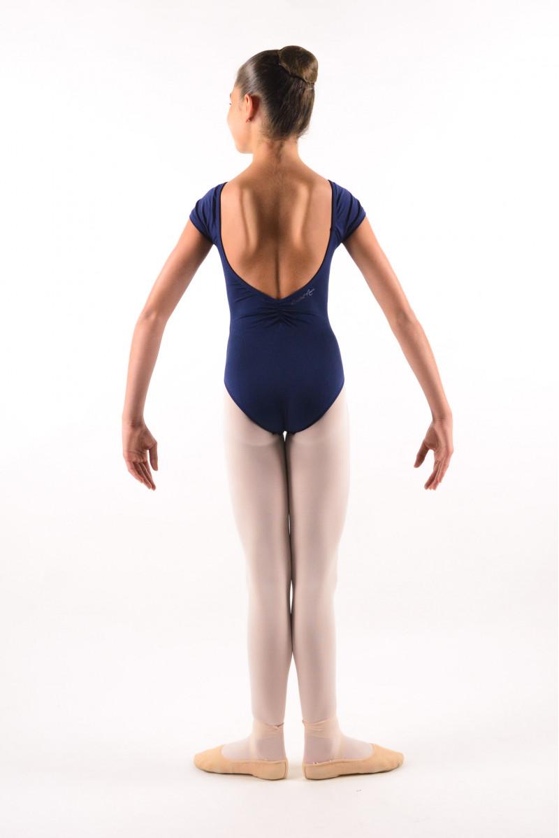Justaucorps enfant Ballet Rosa Frida marine