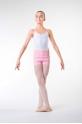 Short danse ballet rosa rose