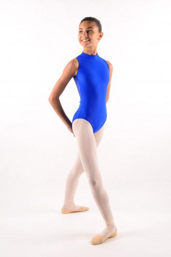 Justaucorps enfant Ballet Rosa Amélie bleu royal